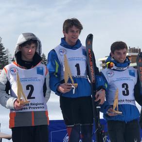 Course Coupe de Bronze U16 09/02/19