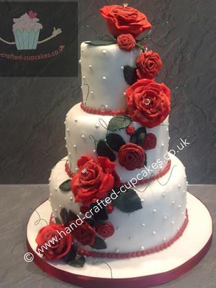WC-190-Red-Rose-Wedding-Cake