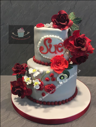 FDC-170-Red-Rose-Cake