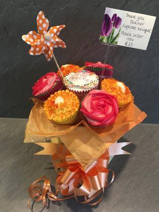 CCB-190-Red-Orange-Cupcake-Bouquet