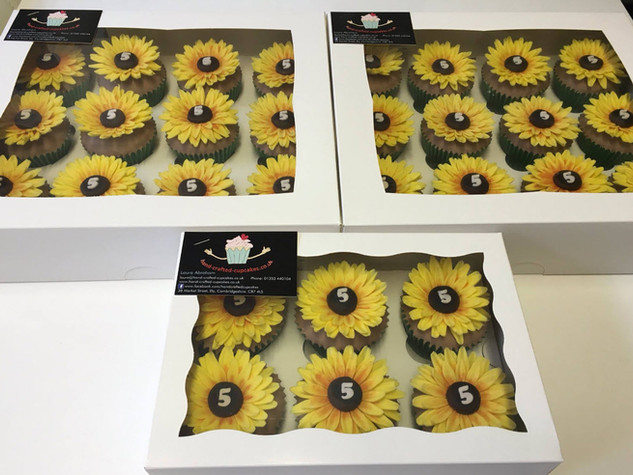 BBC-240-Sunflower-Cupcakes