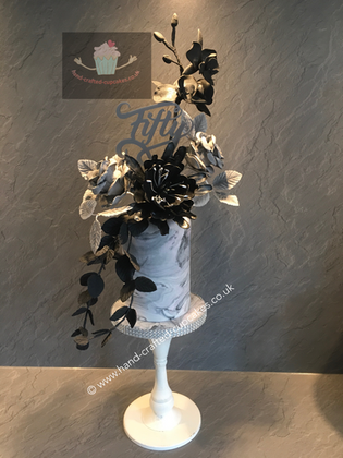 FDC-180-Fifty-Flower-Cake