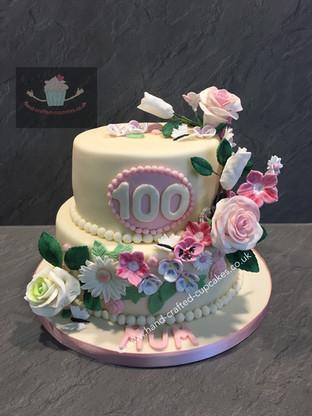 WBC-130-100th-Birthday-Cake