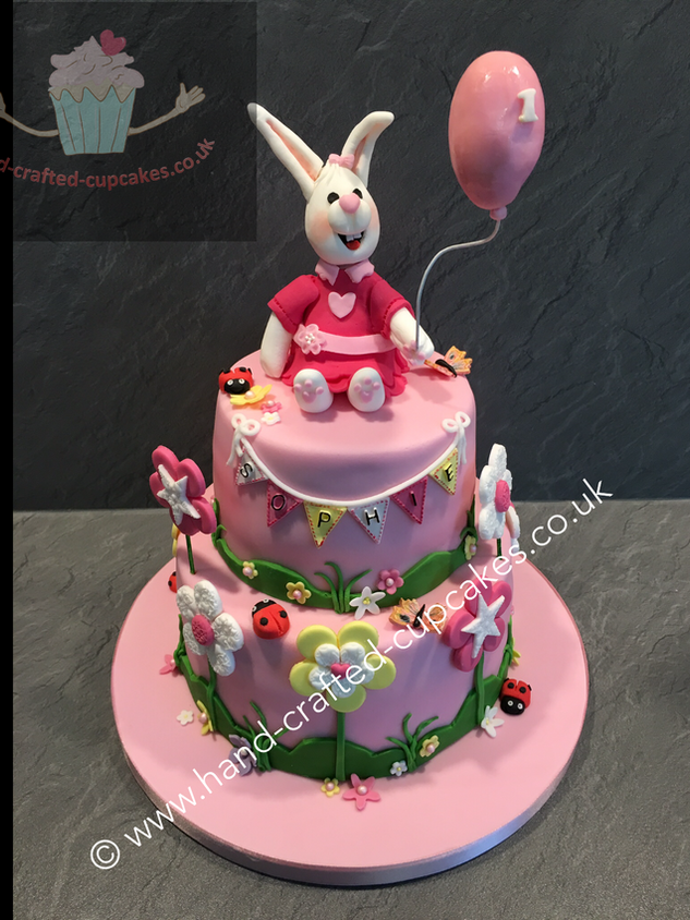 BYC-130-Pink-Bunny-Cake