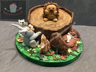 CVE-420-Woodland-EACH-Charity-Cake