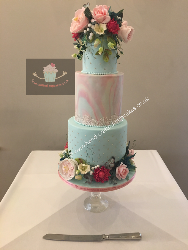 FDC-290-Triple-Tier-Wedding-Cake