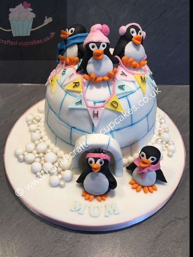 TAC-180-Penguin-Cake