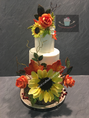 WC-140-Sunflower-Wedding-Cake