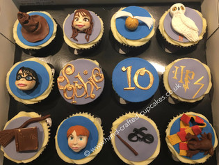 BBC-150-Harry-Potter-Cupcakes