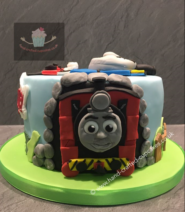BYC-140-Thomas-Tank-Engine-Cake
