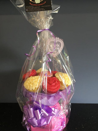 CCB-210-Yellow-Red-Cupcake-Bouquet