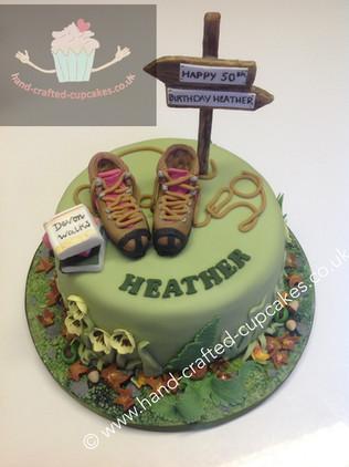 SHC-160-Walking-Boots-Cake