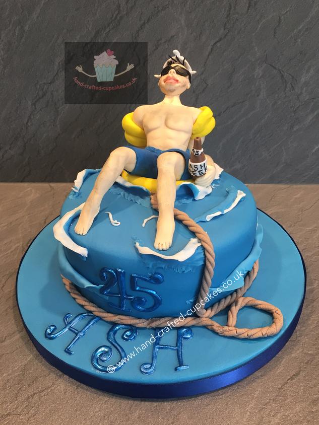 SHC-350-Relaxing-Lilo-Cake