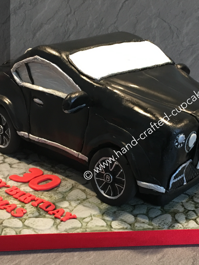 WBC-350-Bentley-Cake
