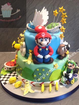 TYA-130-Super-Mario-Cake