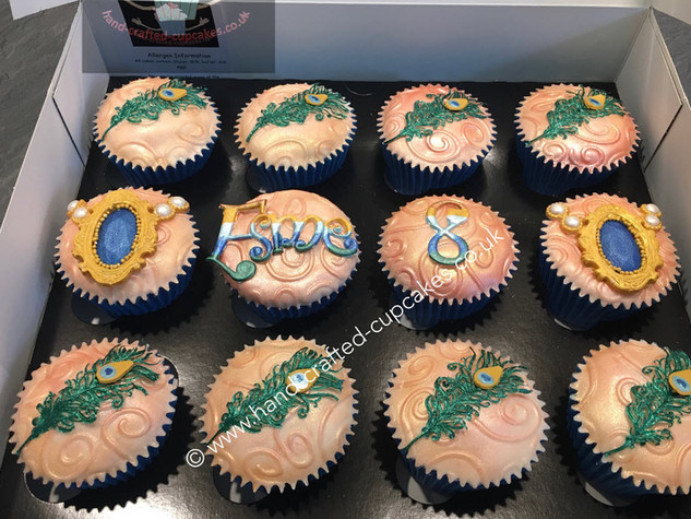 BCC-310-Peacock-Cupcakes