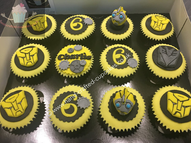 BBC-160-Bumblebee-Transformers-Cupcakes
