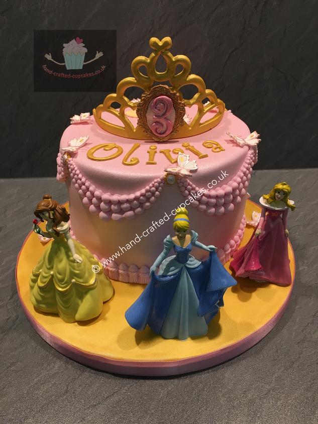 BYC-210-Disney-Princesses-Cake
