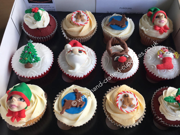 CVE-190-Christmas-Cupcakes