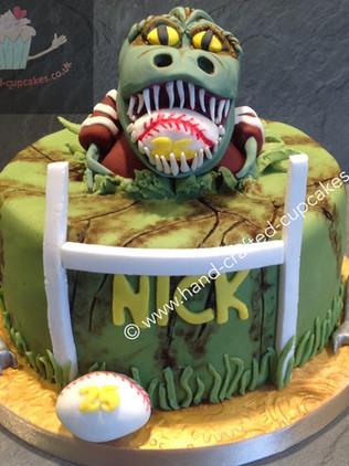 SHC-230-TRex-Rugby-Cake