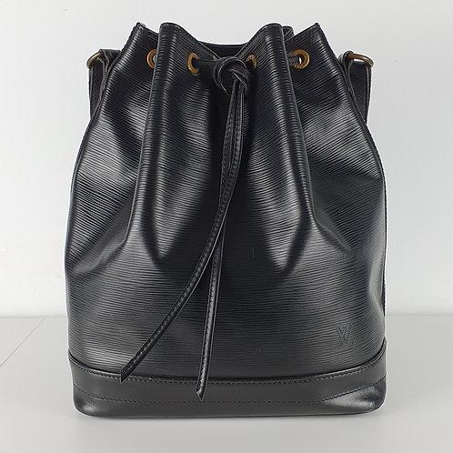 Louis Vuitton Noe GM aus Epi Leder in schwarz 10354