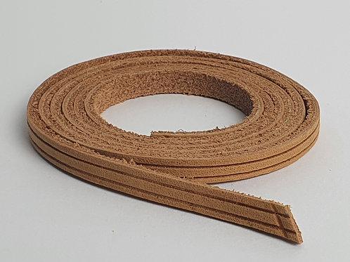 Zugband aus Rindsleder - naturbelassen 10331