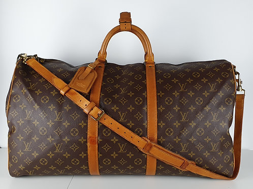 Louis Vuitton Keepall Bandouliere 60 Canvas 10350