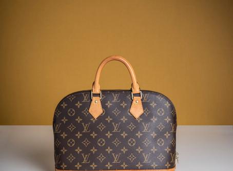 Woran erkenne ich eine originale Louis Vuitton Alma?