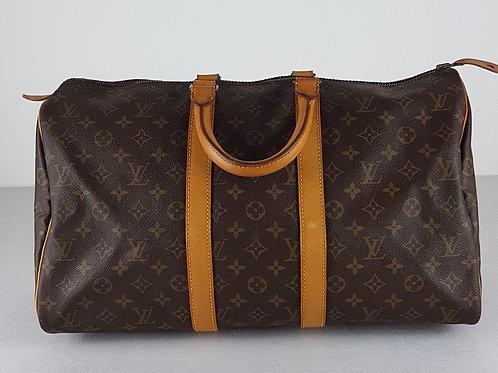 10188 Louis Vuitton Keepall 45 SA824
