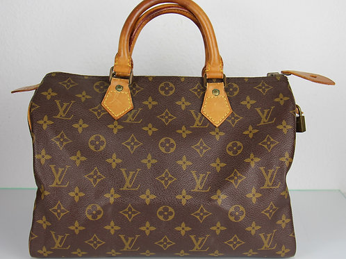 10112 Louis Vuitton Speedy 30 SA-