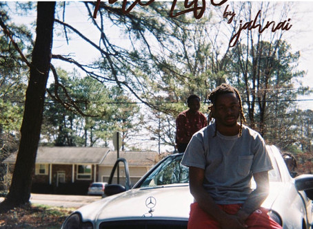 """What's Your Life Like — Stream Jahnai's Newest Release, """"The Life"""" EP"""