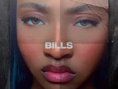 """bckgrnd. music — Stream """"Bills"""" by Amarie"""