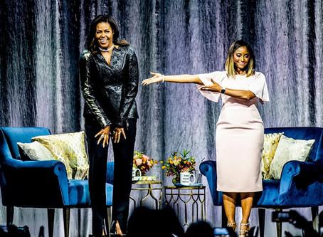 De inspirerende lessen van Michelle Obama