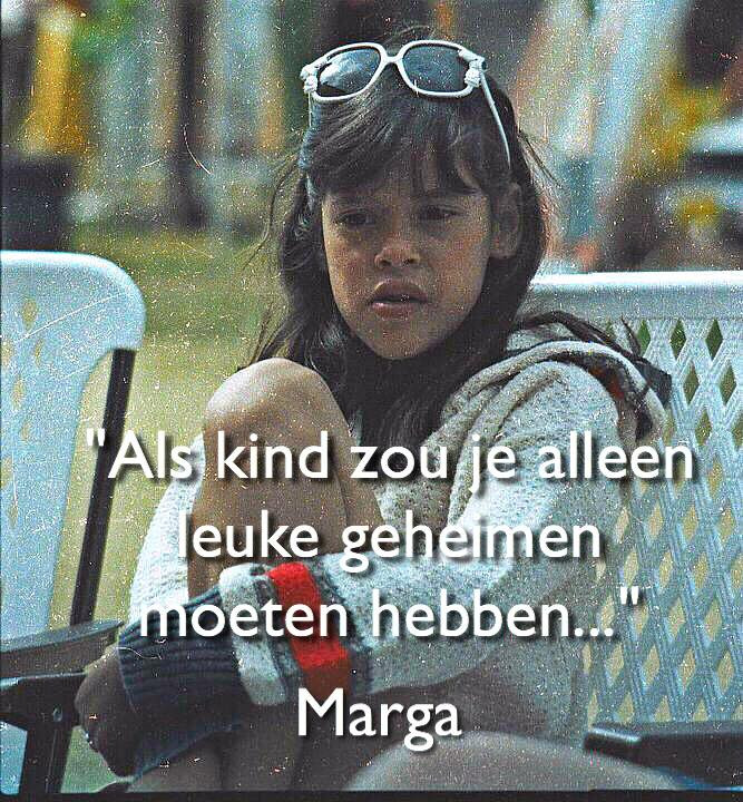 Marga Hogenhuis - Week tegen kindermishandeling