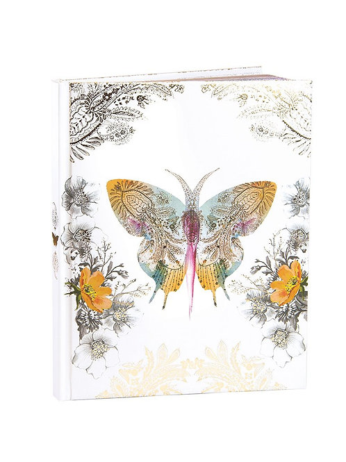 Journal Paisley Butterfly