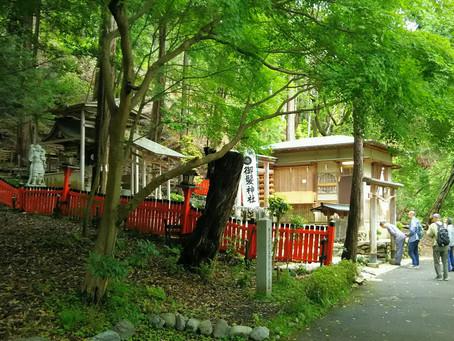 Mikami Shrine (御髪神社)