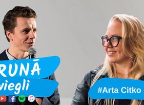 Happy Playbooks radītāja Arta Citko par freelance karjeru