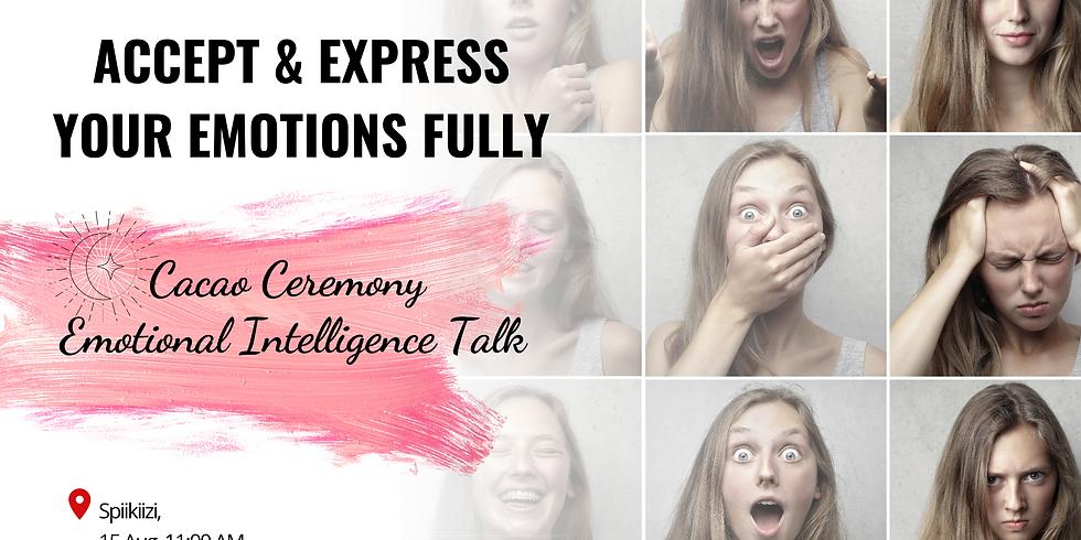 Cacao Ceremony & Emotional intelligence talk
