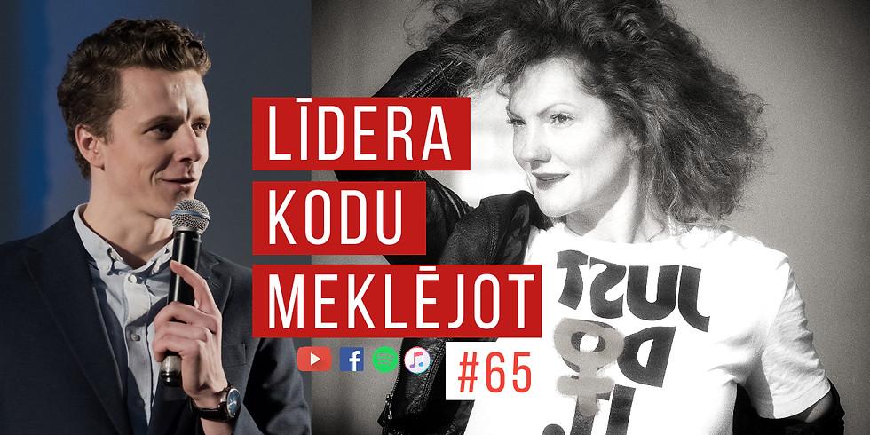 LKM65 Ieva Brante par dinamisku dzīvestilu un jurista darbu