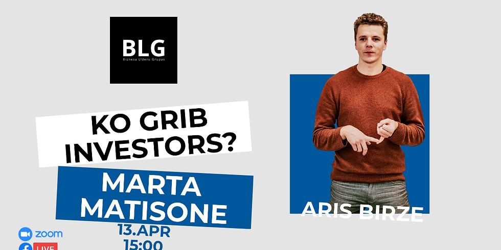 Ko Grib Investors?