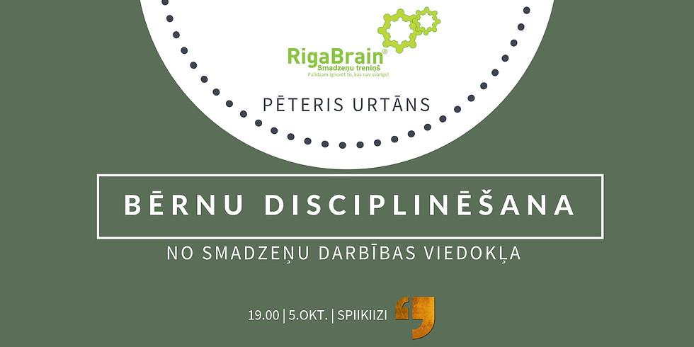 Bērnu disciplinēšana no smadzeņu darbības viedokļa (1)