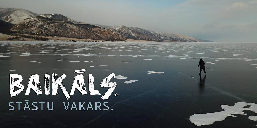 Free: Pieredzes stāsts: Baikāls ziemā (VIETU NAV)