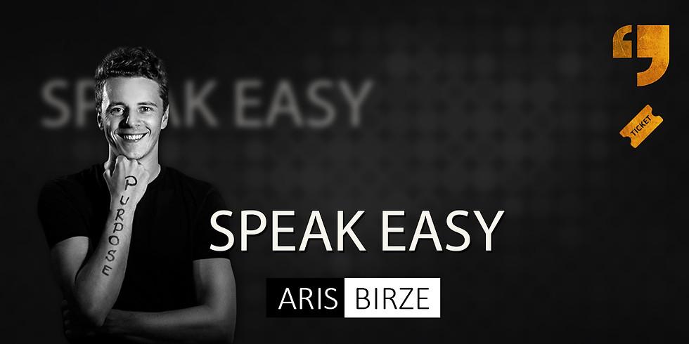 Speak easy with everyone. Training