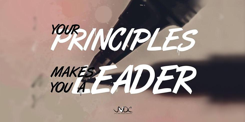 Līderības principi. Juris Vasiljevs