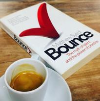 Espresso & book