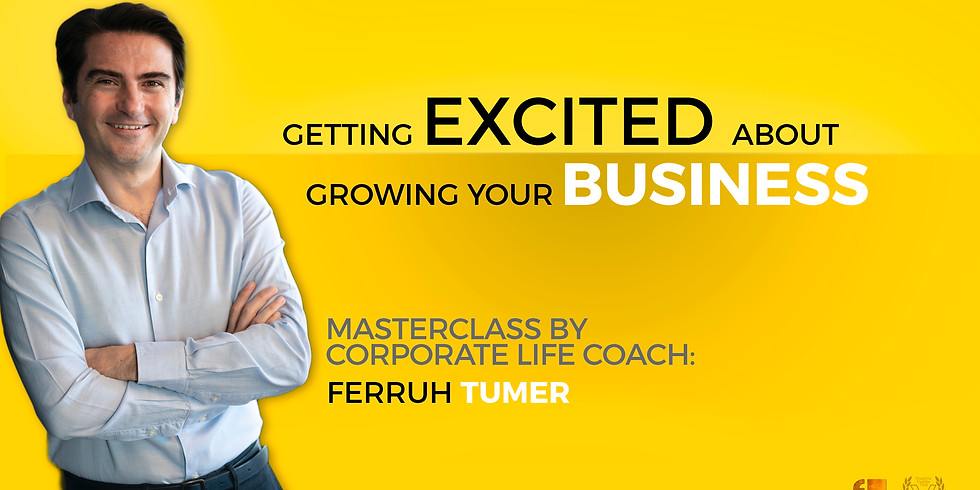 Getting Excited about Growing Your Business