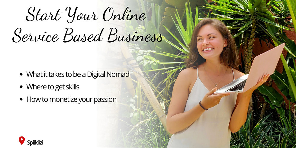 How To Start Your Online Service Based Business