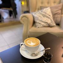 Cappuccino with Latvian Black Balm