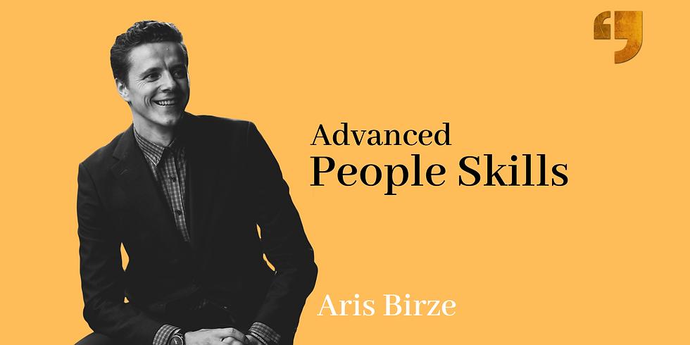 People Skills. Aris Birze