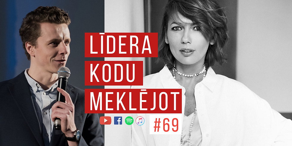 LKM69 Inese Ozola par Amoralle, karjeru un izaugsmi